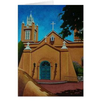 San Felipe de Neri Card