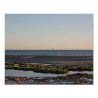 San Felipe in the Distance Poster
