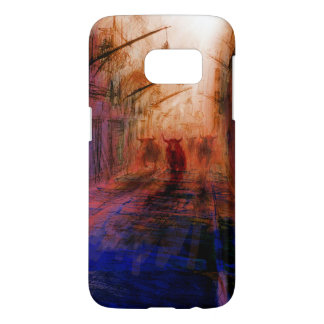 San Fermín Samsung Galaxy S7 Case