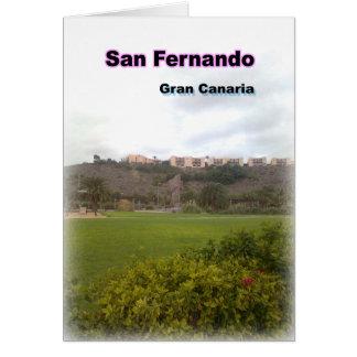 San Fernando - Gran Canaria Card
