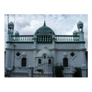 San Fernando Jama Masjid (Mosque) Trinidad Postcard
