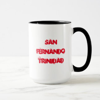 San Fernando Trinidad Mug
