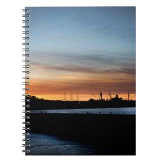 San Fracisco Spiral Note Book