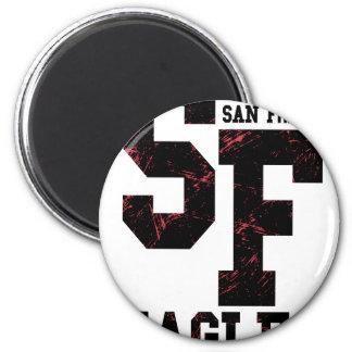 San Fran eagles Magnet