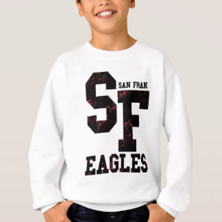 San Fran eagles Sweatshirt