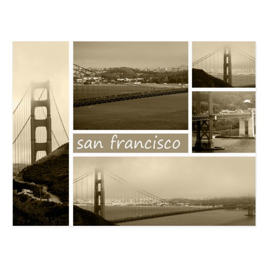 San Francisco 03 postcard