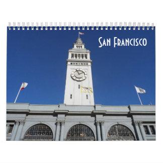 San Francisco 2018 Calendars
