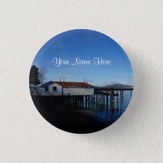 San Francisco Aquatic Park Cove #2 Pinback Button