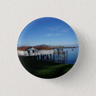 San Francisco Aquatic Park Cove Pinback Button