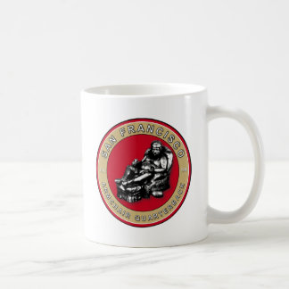 San Francisco Armchair Quarterback Football Mug