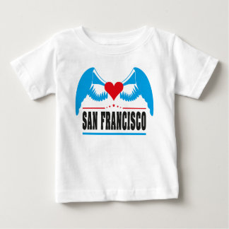 San Francisco Baby T-Shirt