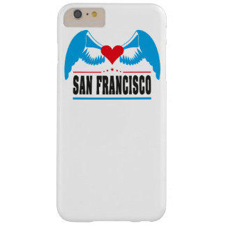 San Francisco Barely There iPhone 6 Plus Case