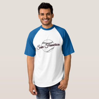San Francisco baseball fun T-shirt