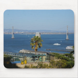 San Francisco Bay #2 Mousepad