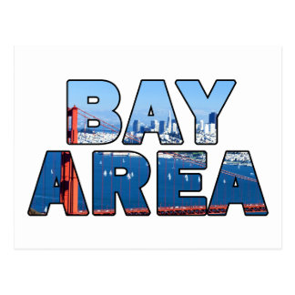 San Francisco Bay Area Postcard