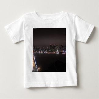 San Francisco Bay Bridge Baby T-Shirt