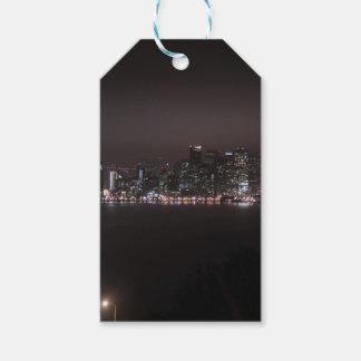 San Francisco Bay Bridge Gift Tags