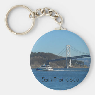 San Francisco Bay Bridge Keychain