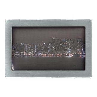 San Francisco Bay Bridge Rectangular Belt Buckle