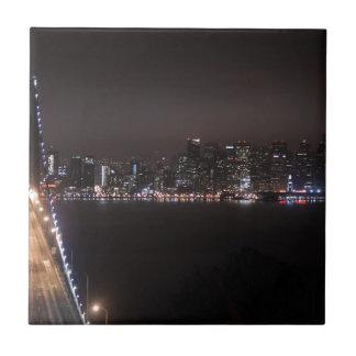 San Francisco Bay Bridge Tile