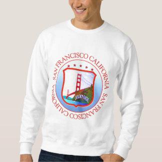 San Francisco Bay California Sweatshirt