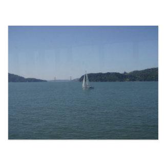 San Francisco Bay Postcard