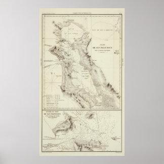 San Francisco Bay Poster