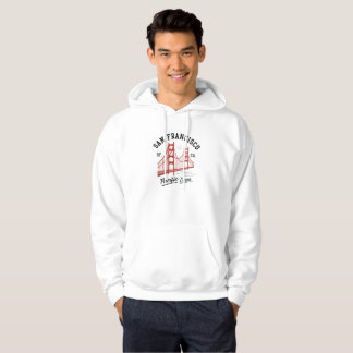 San Francisco Bridge Hoodie