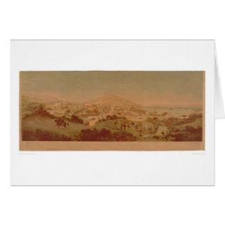 San Francisco, CA. (1512A) Card