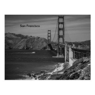 San Francisco Ca.  Golden Gate Postcard