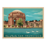 San Francisco, CA - Palace of Fine Arts Postcard