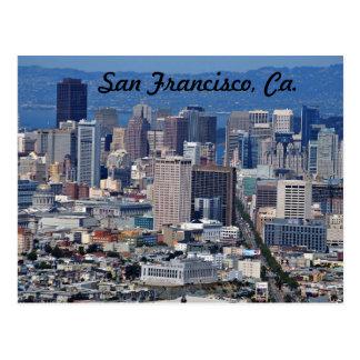 San Francisco, Ca. Postcard