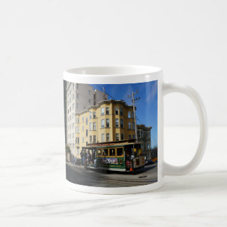 San Francisco Cable Car #4 Mug