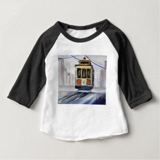 San Francisco Cable Car Baby T-Shirt