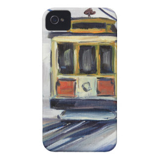 San Francisco Cable Car iPhone 4 Case
