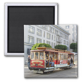 San Francisco Cable Car Magnet