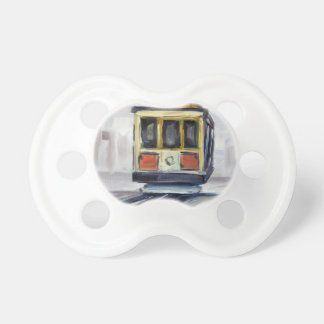 San Francisco Cable Car Pacifier