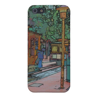 San Francisco Cable Car Stop Case For iPhone 5