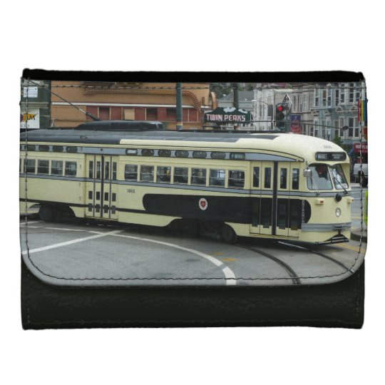 San Francisco Cable Car Wallets