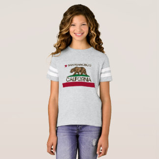 San Francisco California Flag T-Shirt