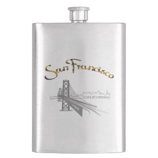 San Francisco, California Flasks