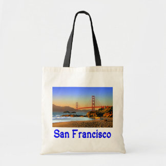 San Francisco, California Golden Gate Bridge Tote