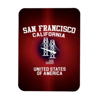 San Francisco California Rectangular Photo Magnet
