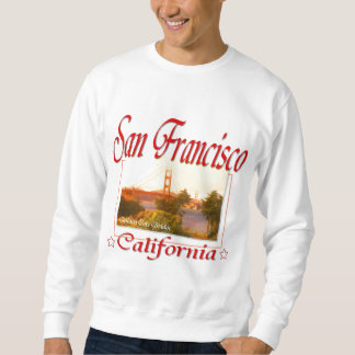 San Francisco California Sweatshirt