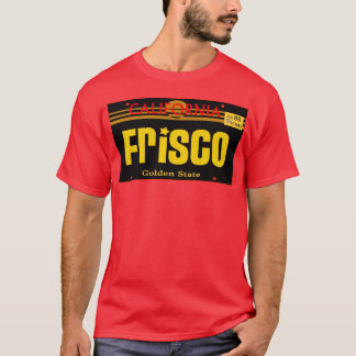 San Francisco, California -- T-Shirt