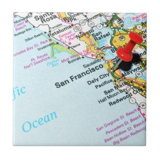 San Francisco, California Tile