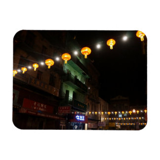San Francisco Chinatown Lanterns #3 Magnet