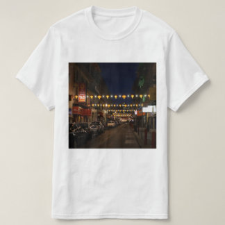 San Francisco Chinatown Lanterns T-shirt