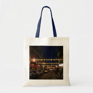 San Francisco Chinatown Lanterns Tote Bag