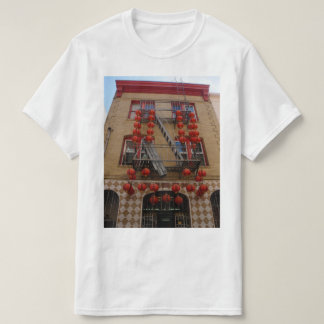 San Francisco Chinatown Temple T-shirt